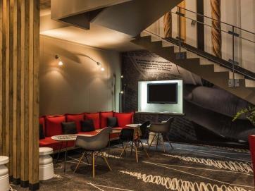 Ibis Hotel near Montmartre in Paris