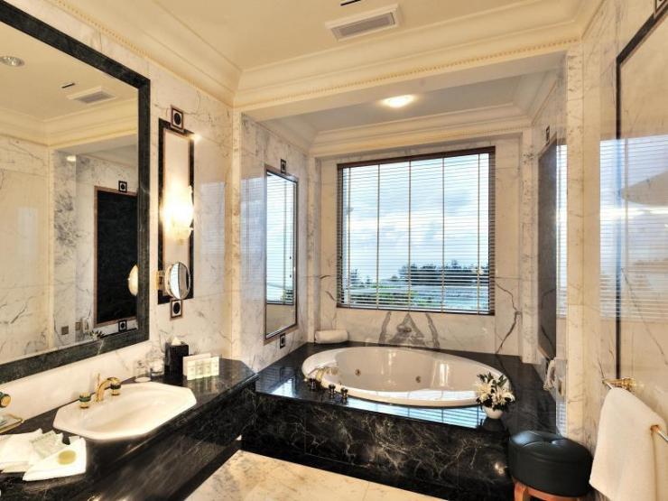 브루나이 디 엠파이어 호텔 객실 이용 팁