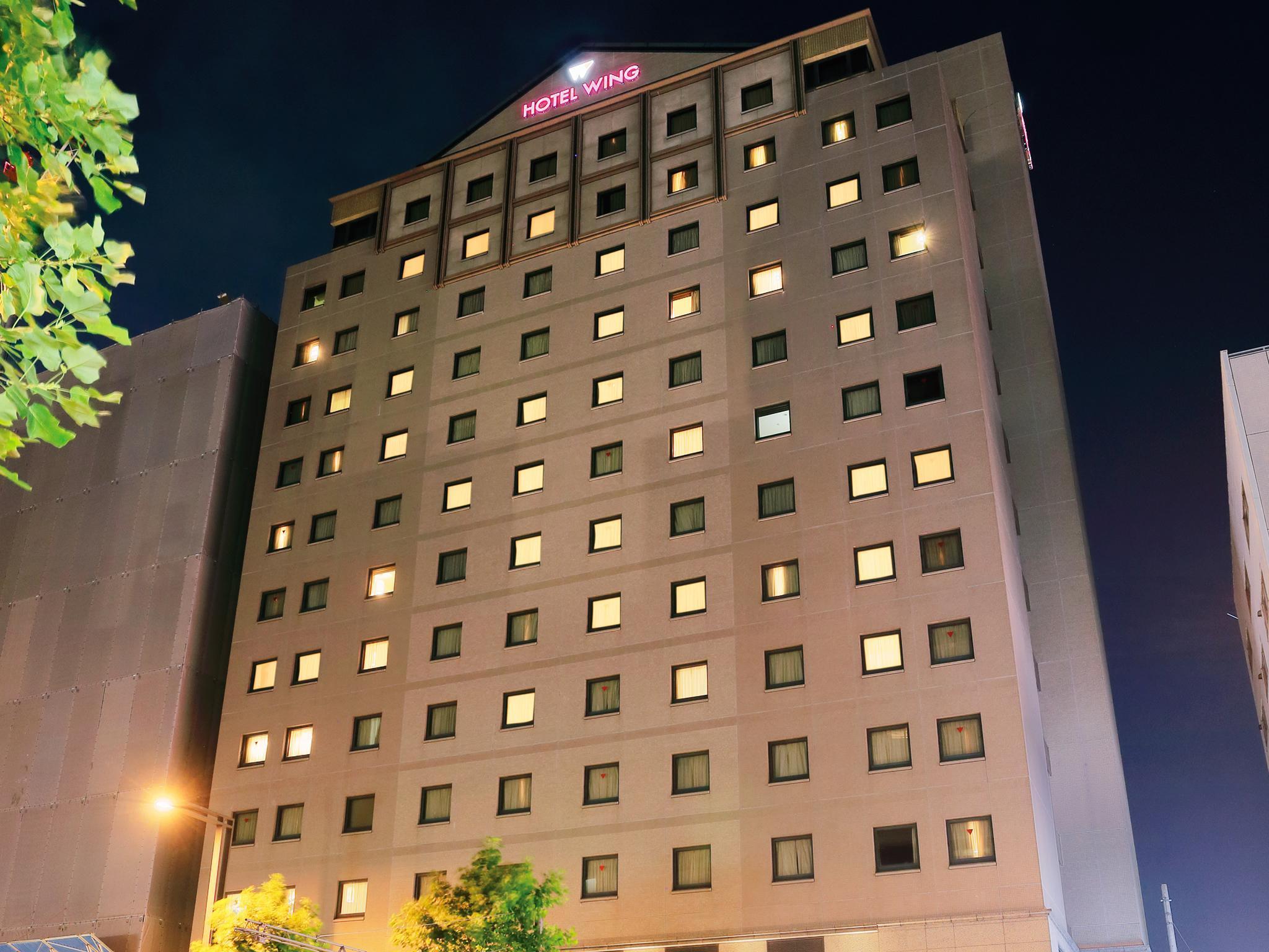 WING國際酒店 - 東京四谷 Hotel Wing International Premium Tokyo Yotsuya