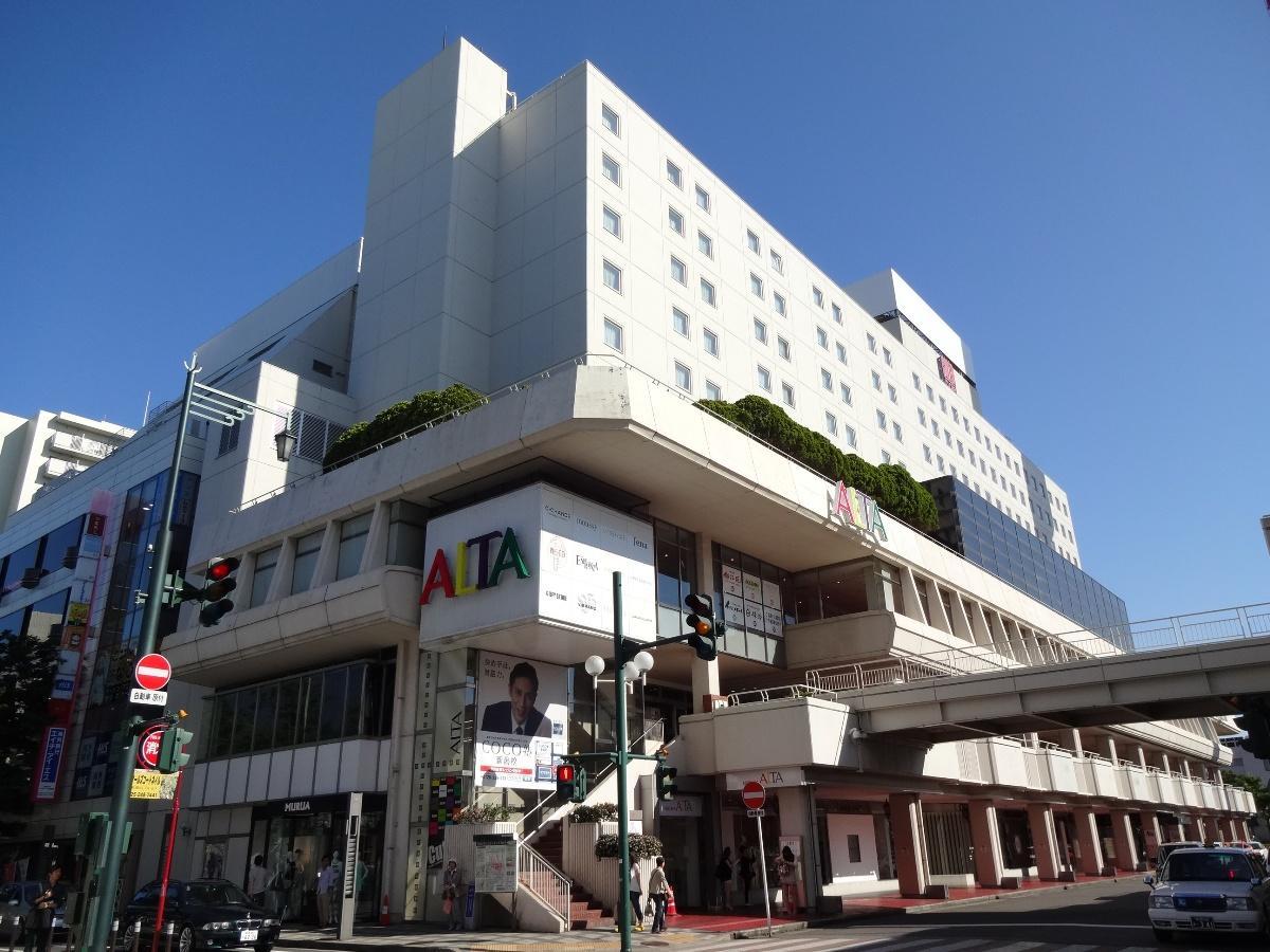 萬代銀大酒店 Bandai Silver Hotel