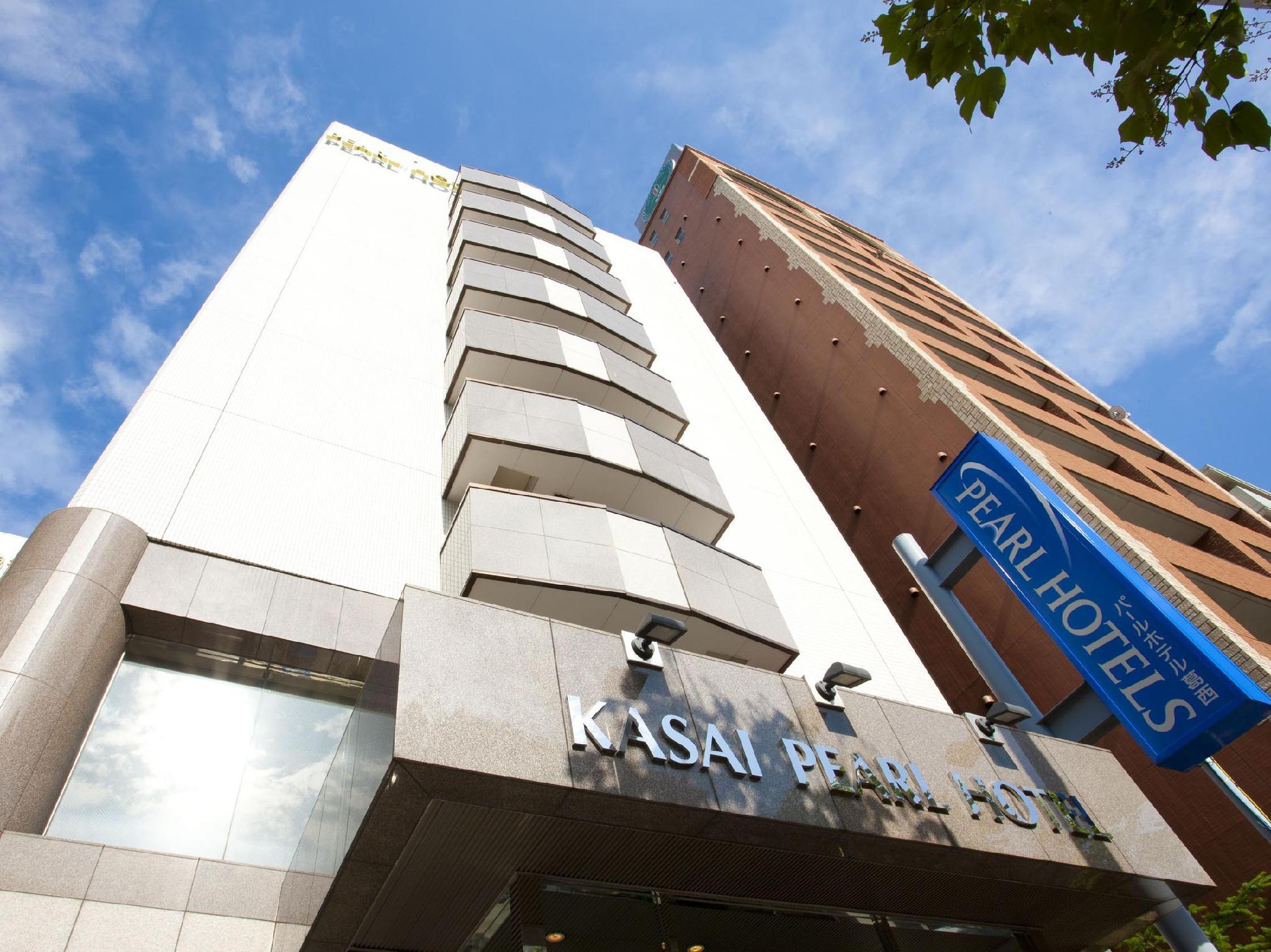 葛西旅行者酒店 The Tourist Hotel Kasai