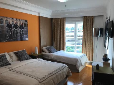 Claremont Hotel Singapore