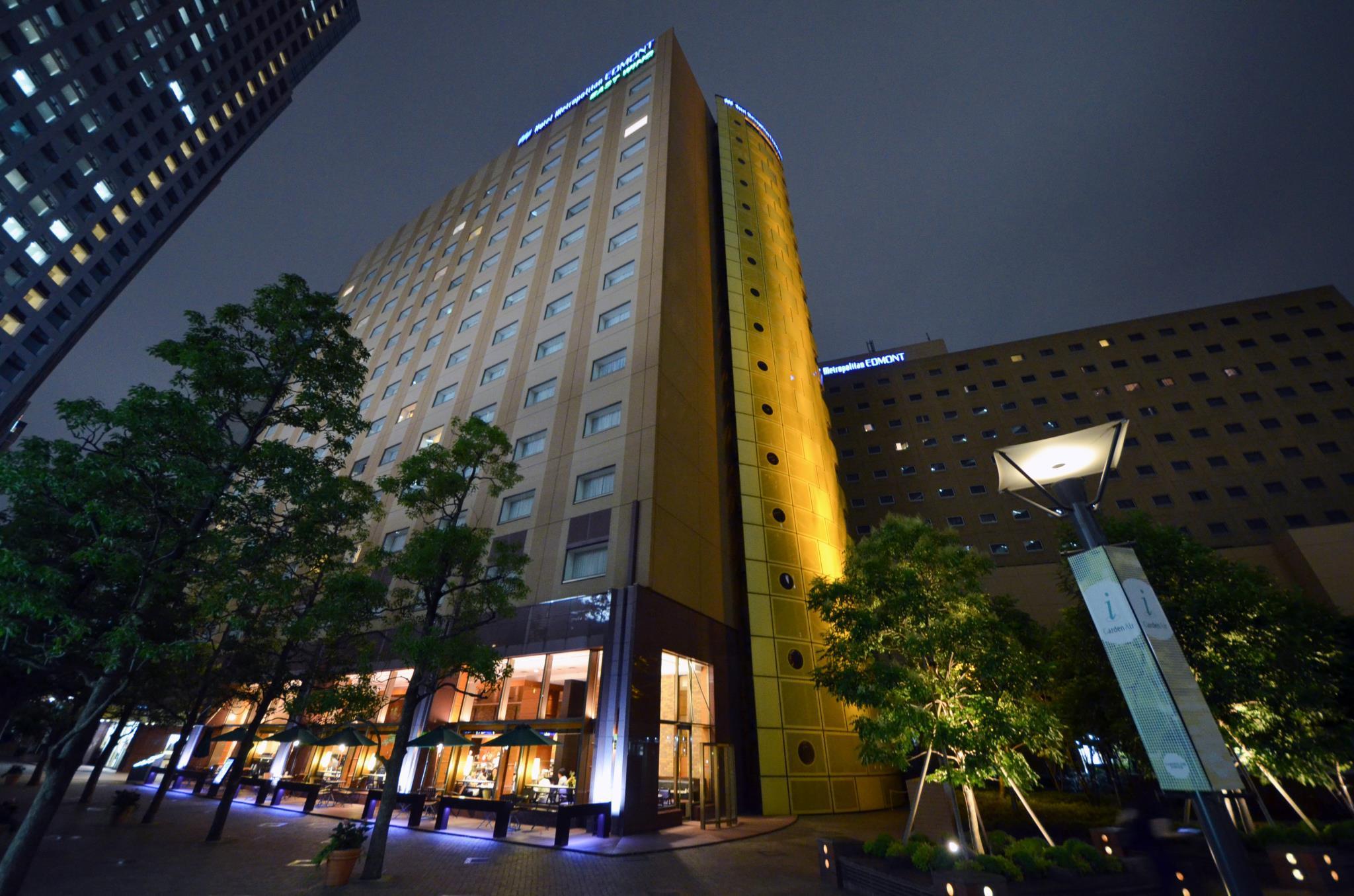大都會東京城酒店 Hotel Metropolitan Edmont Tokyo