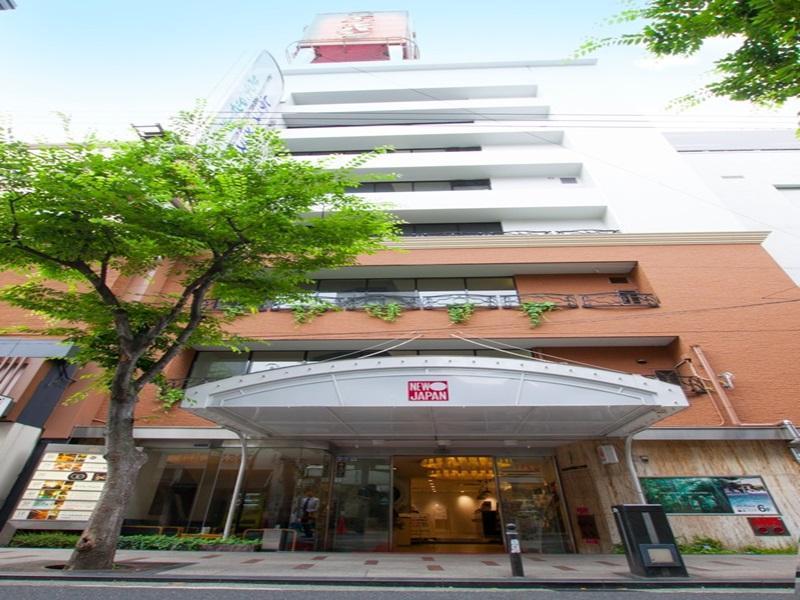 <給自助旅行者的優惠>新日本膠囊飯店Cabana