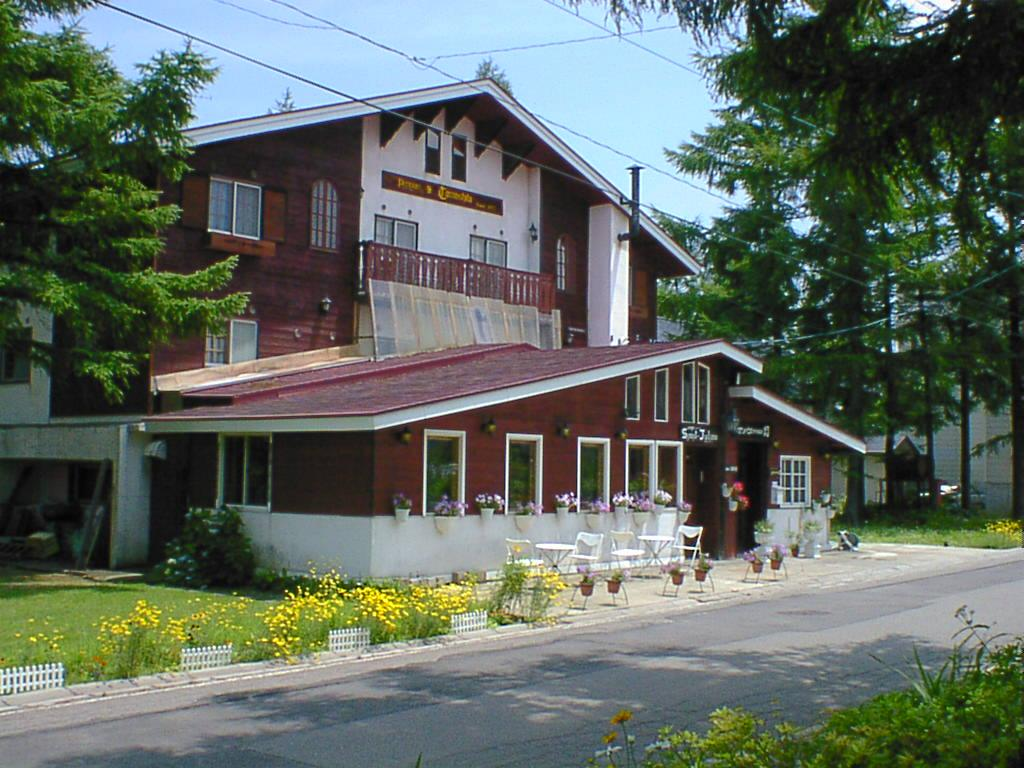 蒂羅爾之燈旅館 Tyrolean House Tomoshibi