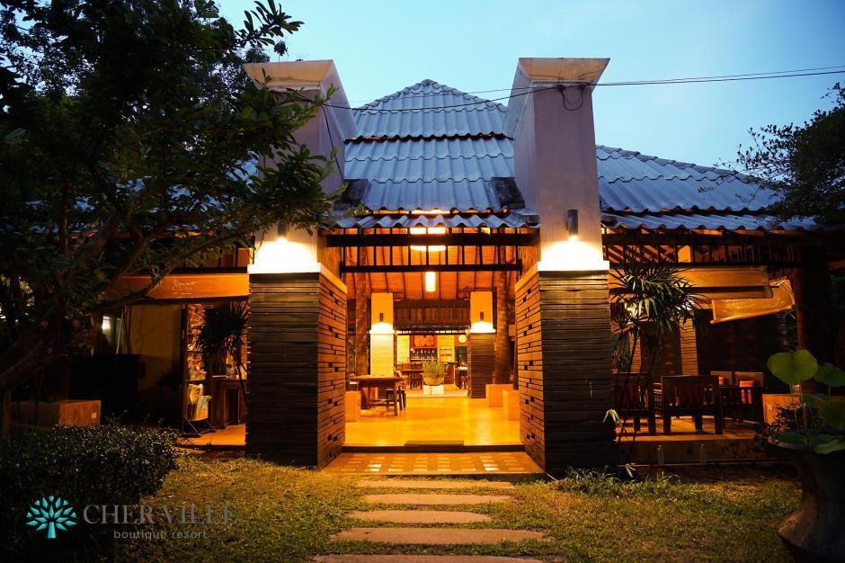Maya Buri Boutique Resort