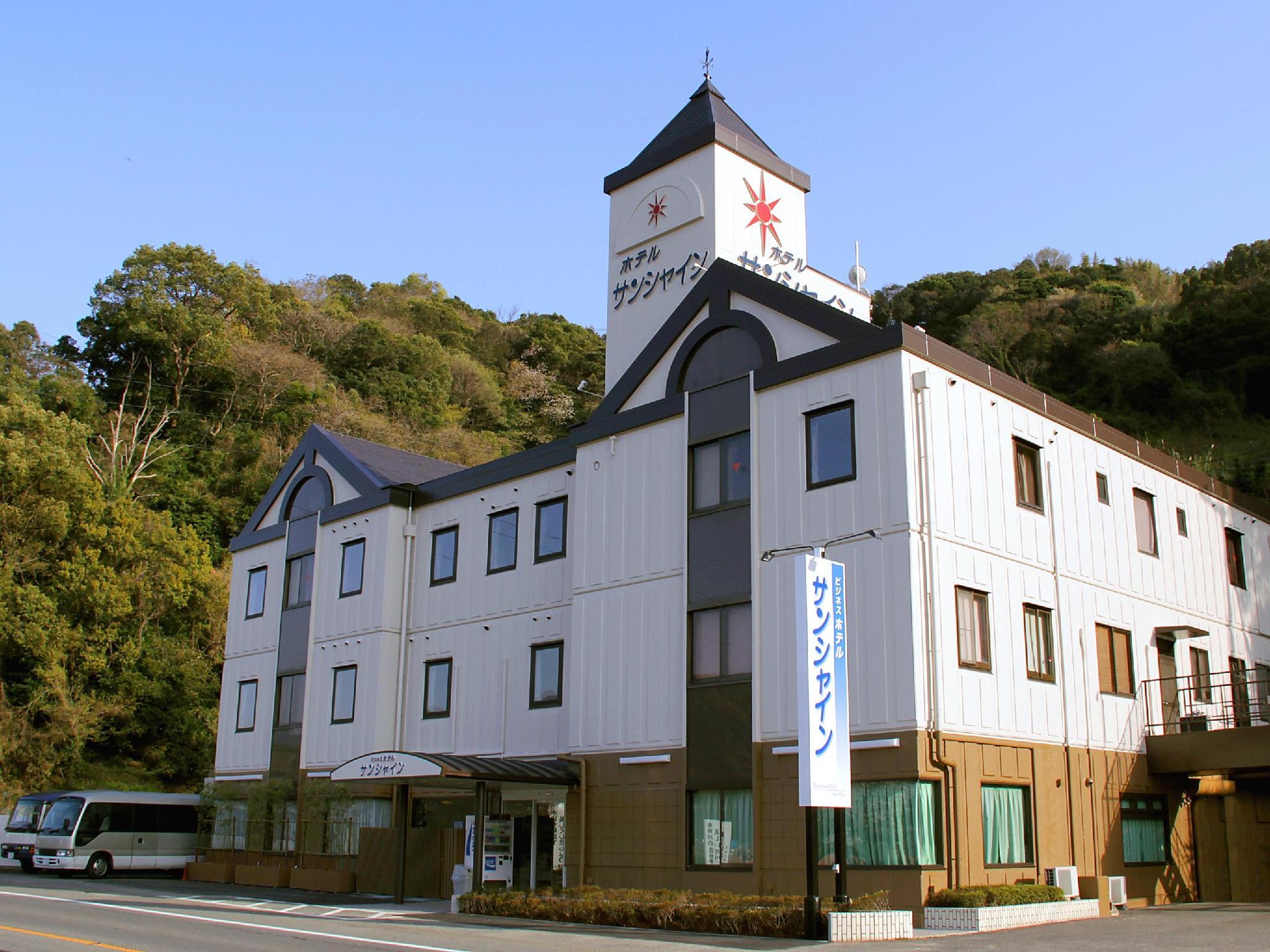 有田川溫泉鮎茶屋陽光酒店 Hotel Sunshine