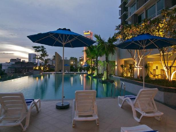 Ran Pacific Serviced Suites & Apartments