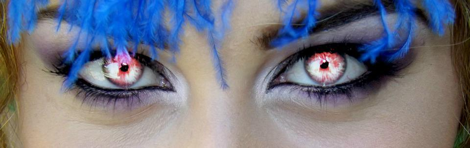 ALOHA COLORED CONTACTS REVIEW