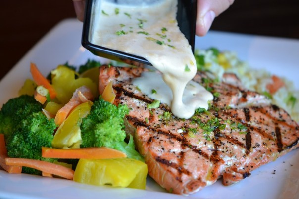 Salmon, Food, Healthy, Dinner, Meal, Seafood