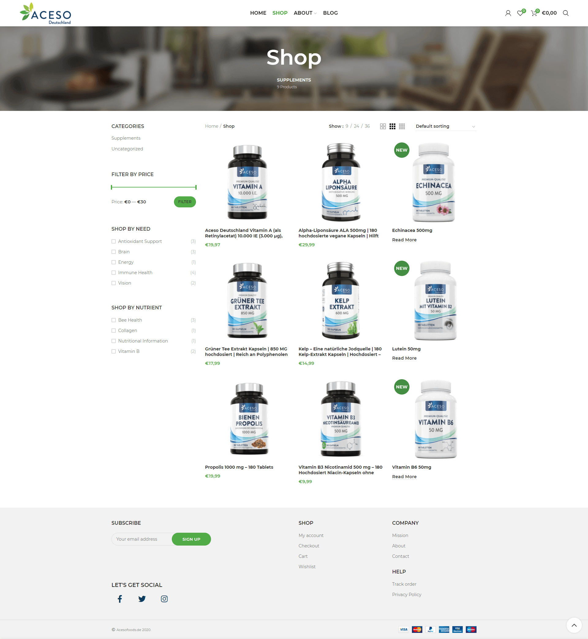 acesofoods Shop