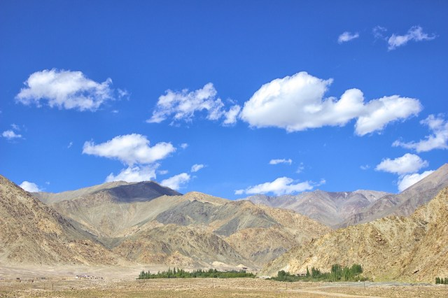 Mountains of Ladakh
