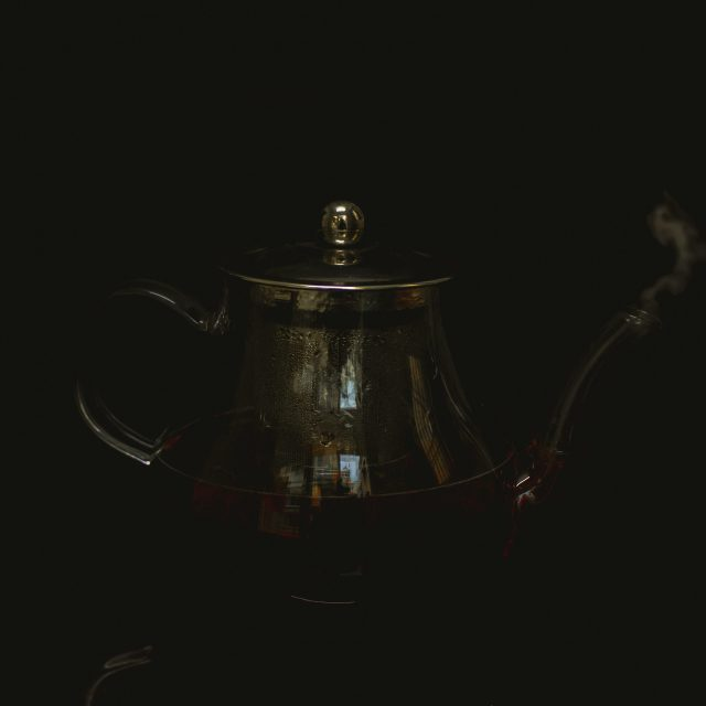 A Black Kettle
