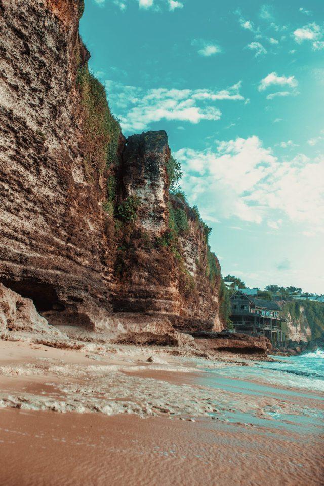 Balinese Rocky Beach