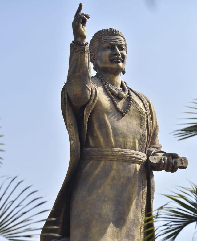 Basavanna Statue