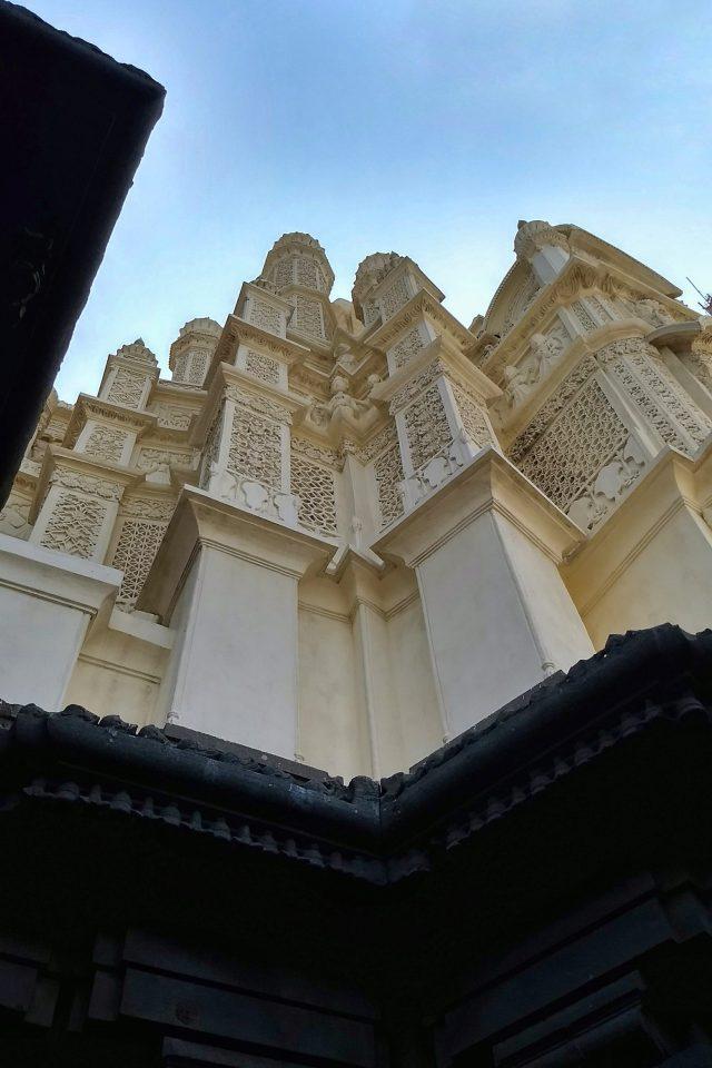 Bhuleshwar Temple in Maharashtra, India