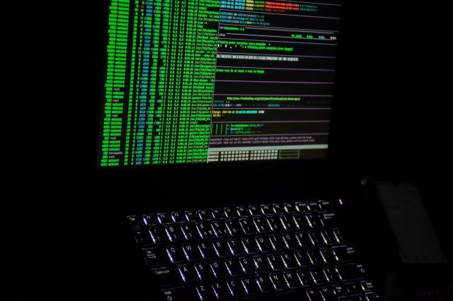 Coding of a computer language