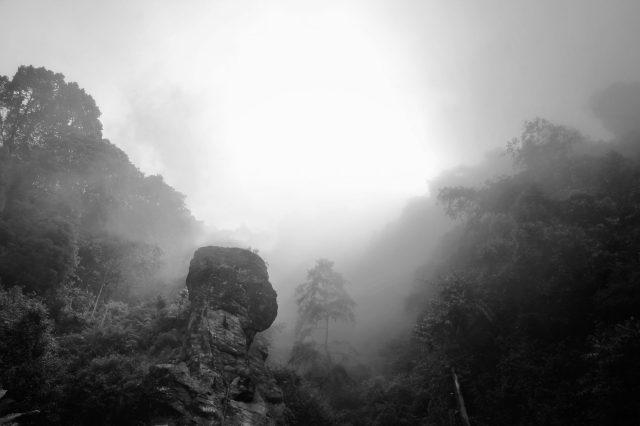 Gombu Rock, Darjeeling