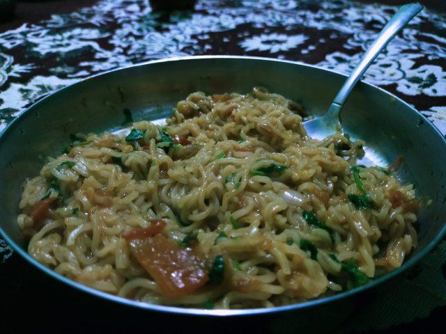 Indian Noodles