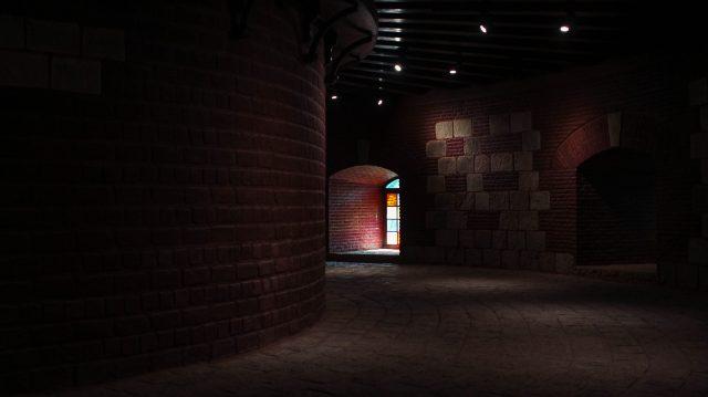 Inside of Surat Castle