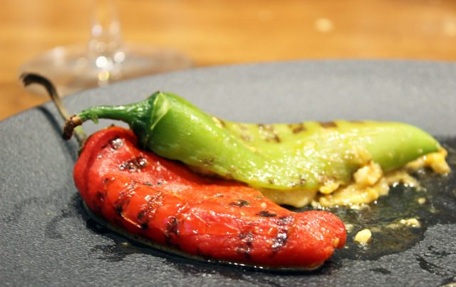 Chillies and Pepper