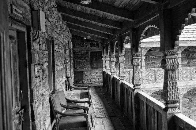 Naggar castle in Kullu