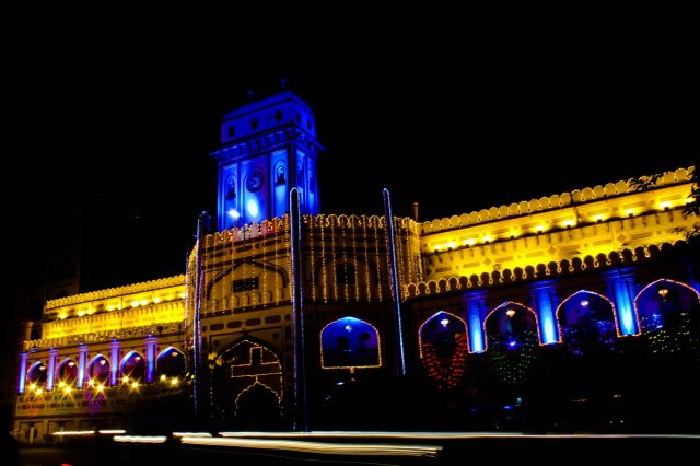 Surat Municipal Corporation Building