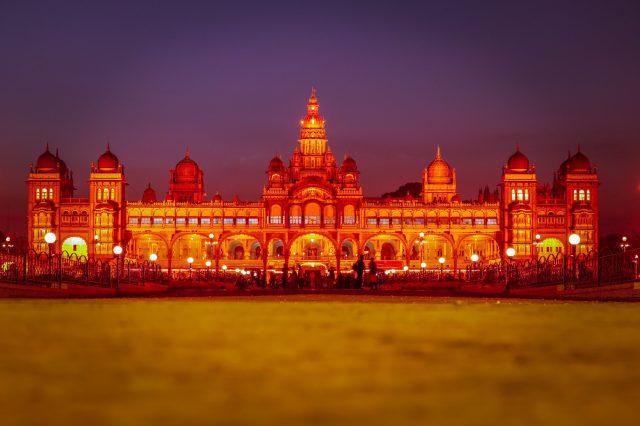The Amba Vilasa Palace Of Mysore