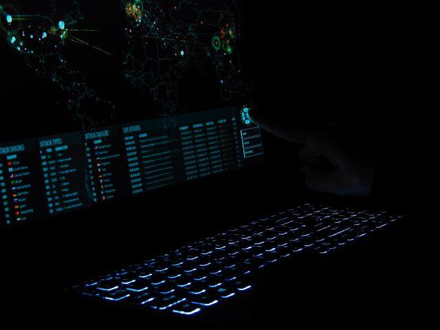hacker hacking networks