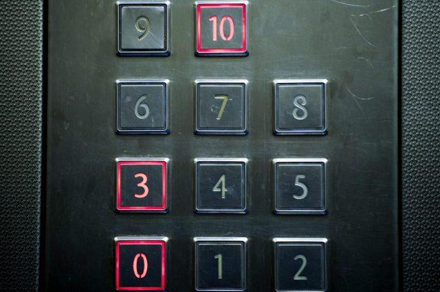 Elevator switches