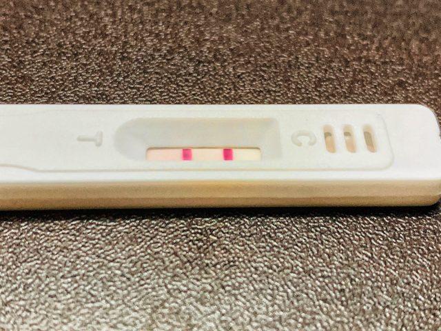 Pregnancy testing kit