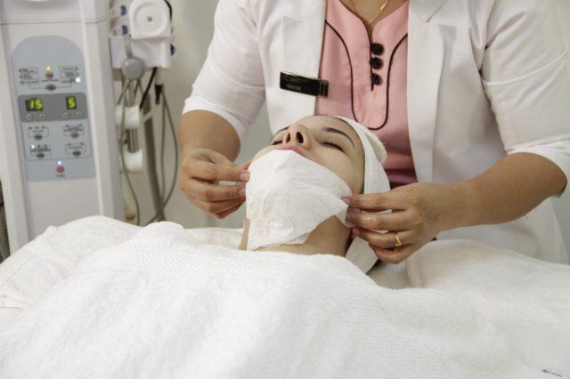 A medical procedure
