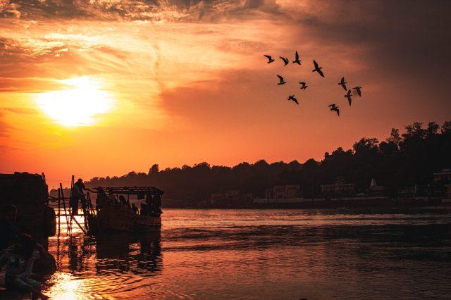Holy place Rishikesh