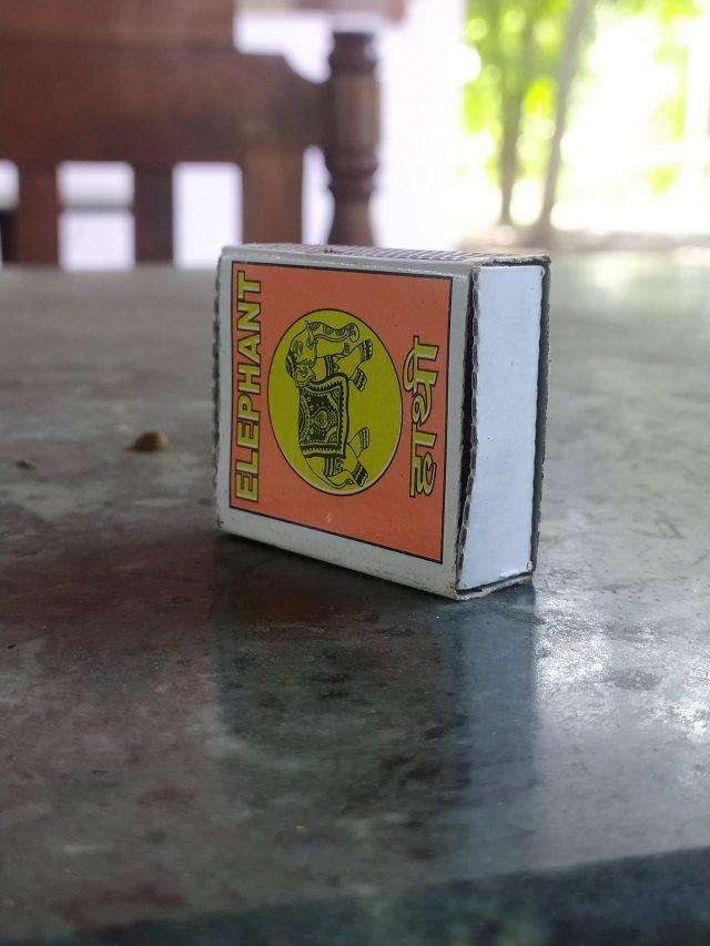 A matchbox