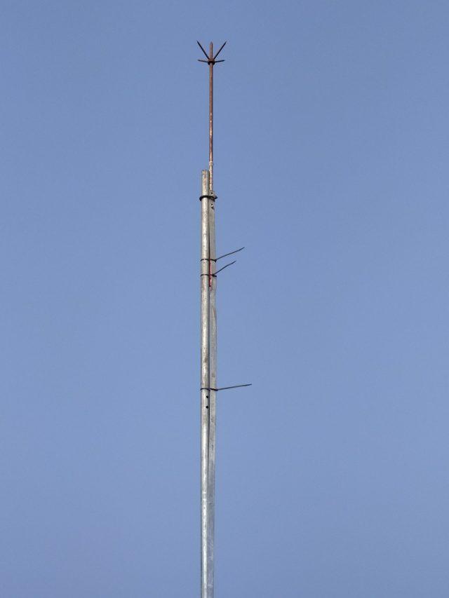 A solar antenna