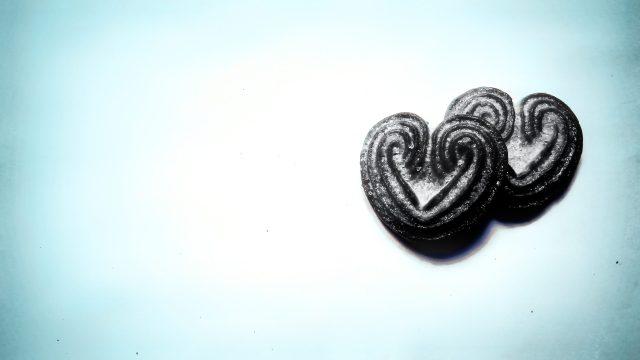 Little Heart shaped cookies