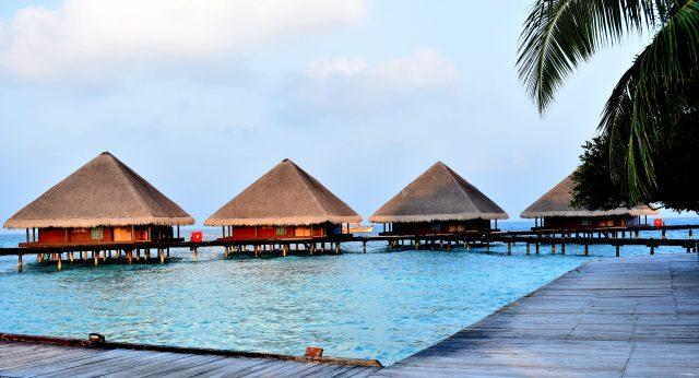 A Water Villa in Maldives