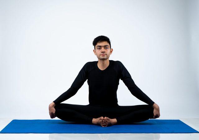 Bhadrasana (Gracious Pose)