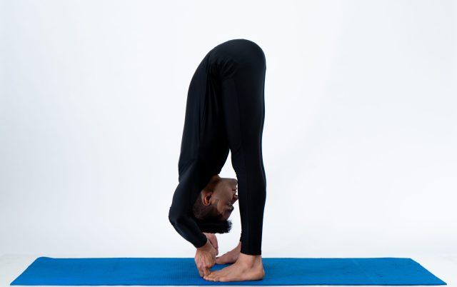 Padangusthasana (Big Toe Pose)