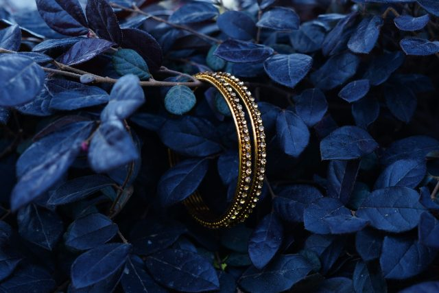 Bangles on the plant