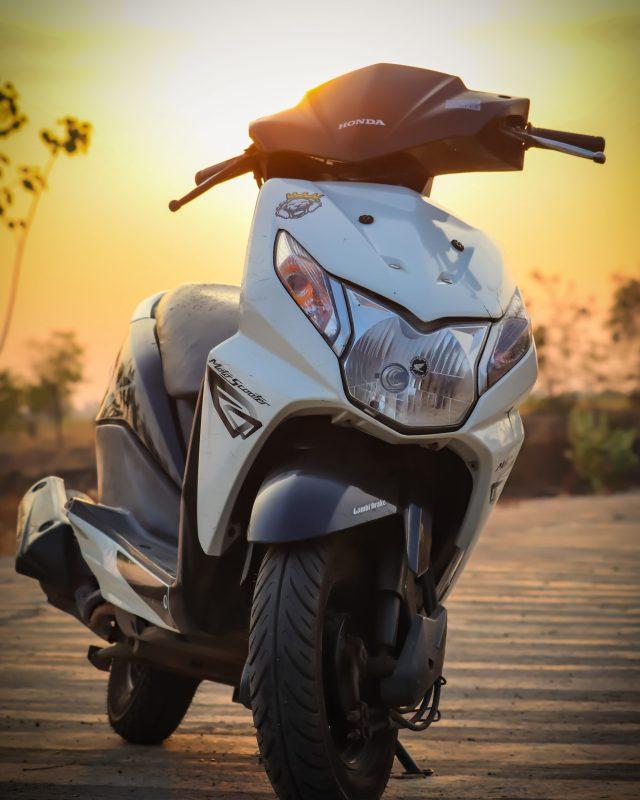 Honda Dio Scooter