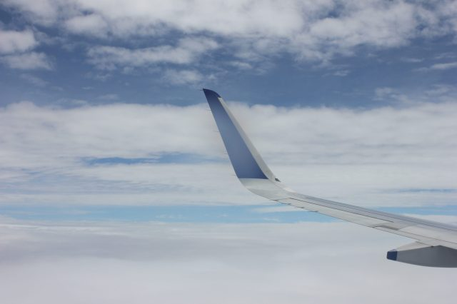 Wing tip of an aircraft