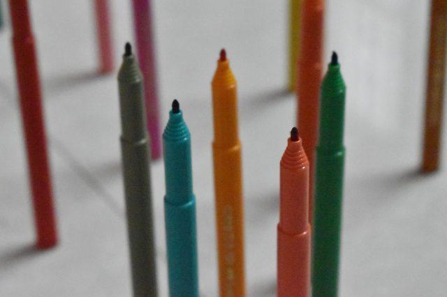 Color Sketch pen