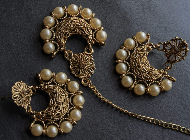 Earring pieces