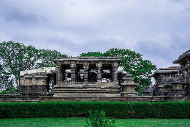 An ancient Temple in Halebeedu