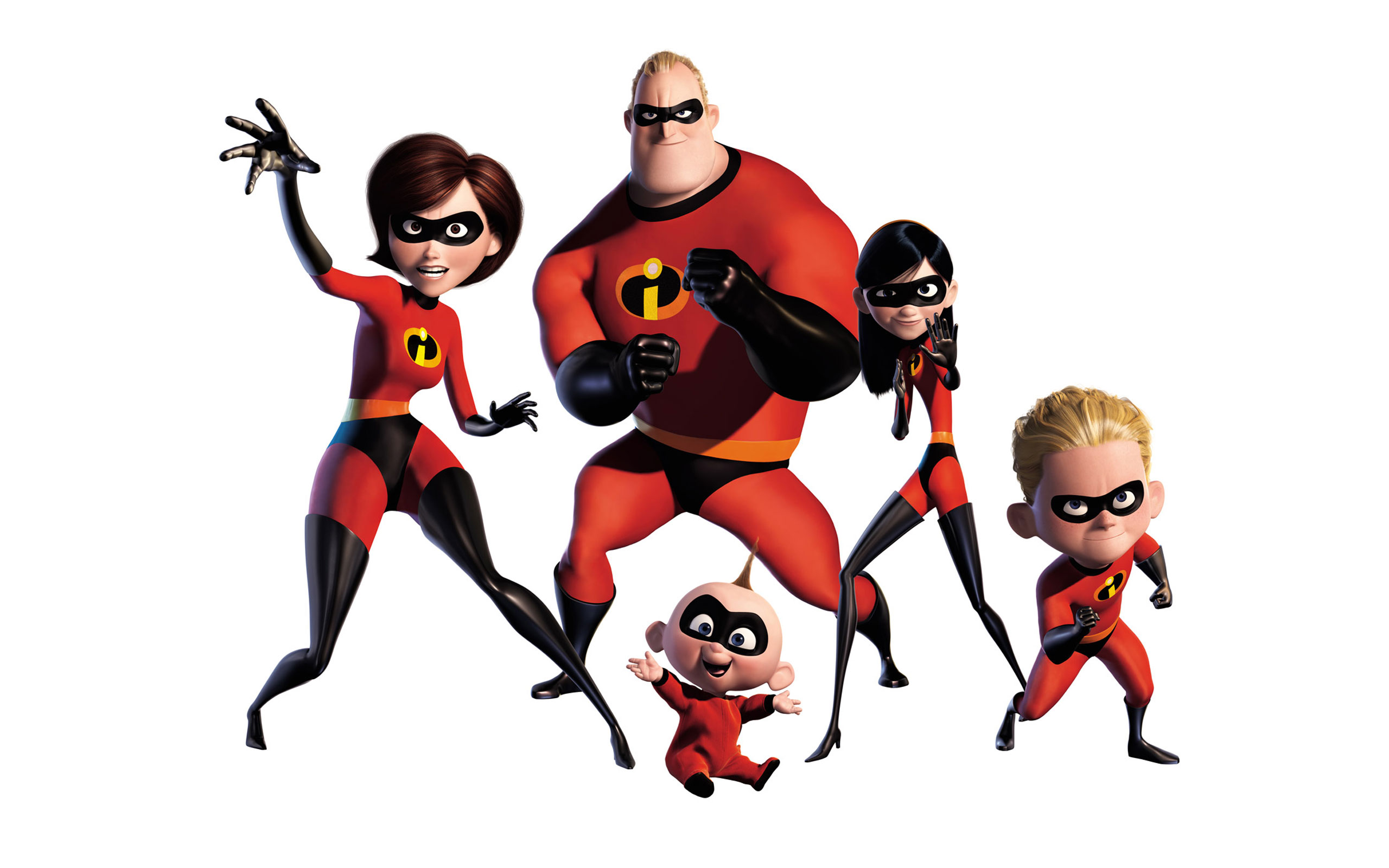 The Incredibles 2: An Update On Your Favorite Superhero Family • Upcoming Pixar