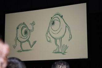 D23 2011 - Monsters University Art 01