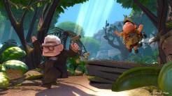 Kinect Rush - Up