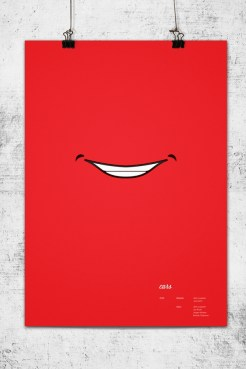 Pixar Poster by Wonchan Lee - Cars 1