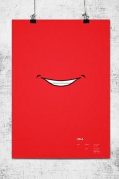 Pixar Poster by Wonchan Lee - Cars 1